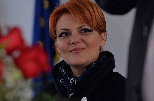 Olguta Vasilescu: Viorica Dancila a spus ca va continua legile justitiei