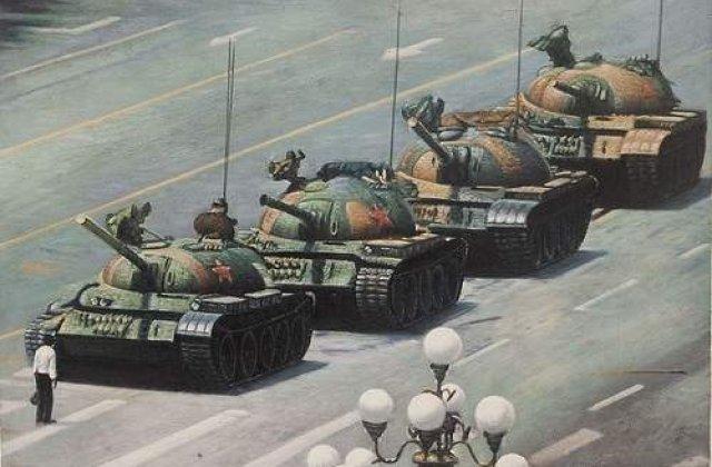 Beijingul ar putea indemniza victimele de la Tiananmen