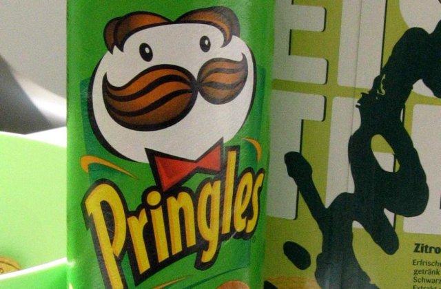 Inventatorul Pringles, inmormantat intr-o cutie de chipsuri