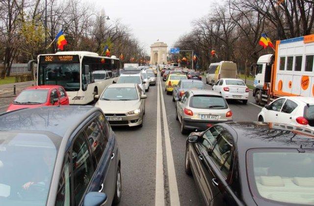 Strategie de mobilitate urbana: serviciile de car sharing ar putea reduce traficul din Bucuresti cu 25%
