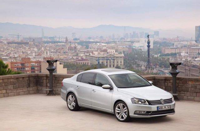 Volkswagen Passat BlueMotion poate fi si mai economic