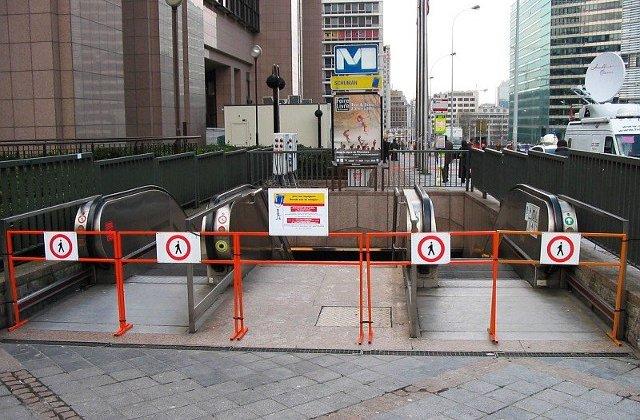 Atentionare de calatorie MAE pentru Belgia: Greva in reteaua de transport public din Bruxelles