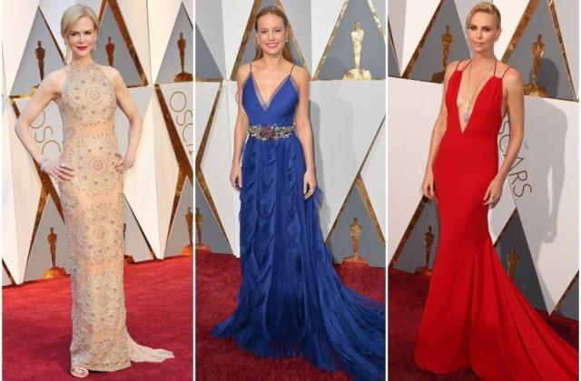 """10+ tinute remarcabile de la premiile Oscar din ultimii 3 ani. Vor fi """"detronate"""" de aparitiile din 2018?"""