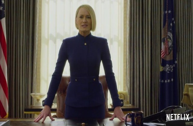 [VIDEO] Primul trailer al sezonului 6 House of Cards, fara Kevin Spacey