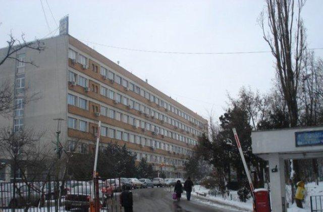 Medic de 38 de ani, gasit mort la Spitalul Sfantul Ioan