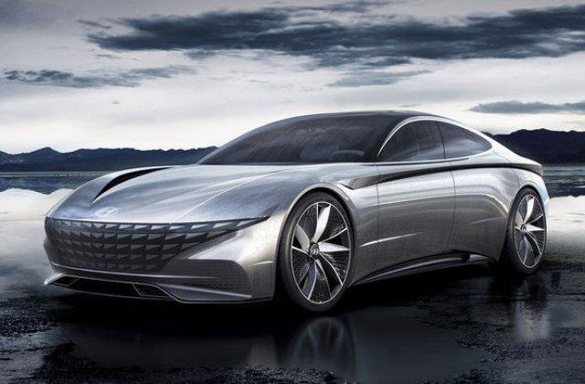 Le Fil Rouge: conceptul care anunta linia de design a viitoarelor modele Hyundai