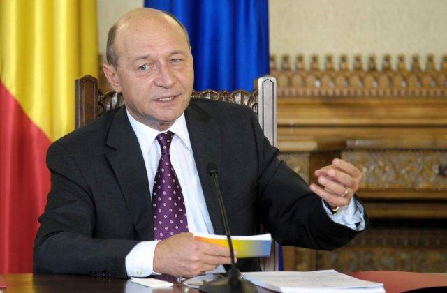 Basescu - sa traiesti bine!