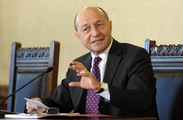 Preferatii lui Basescu