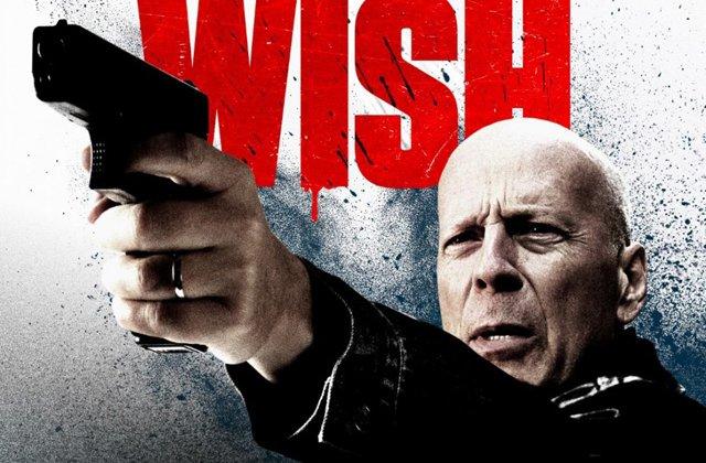"Bruce Willis revine in cinema cu un rol fascinant in ""Death Wish. Răzbunarea"""
