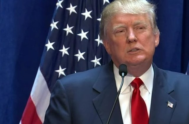 "Donald Trump si-ar dori o ""armata spatiala"""
