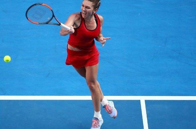 Wozniacki a fost eliminata de la Indian Wells. Halep va pastra titlul de numarul 1 mondial pentru mult timp