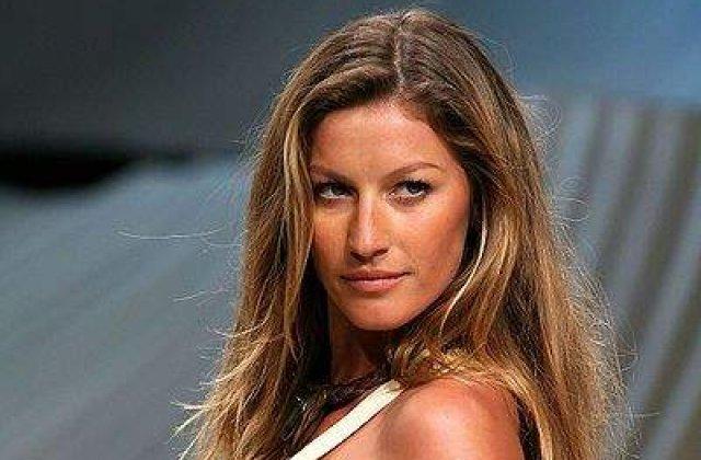 Gisele Bundchen, mai mult decat un supermodel