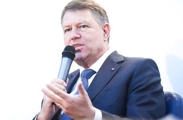 Klaus Iohannis se intalneste marti cu Viorica Dancila si Olguta Vasilescu