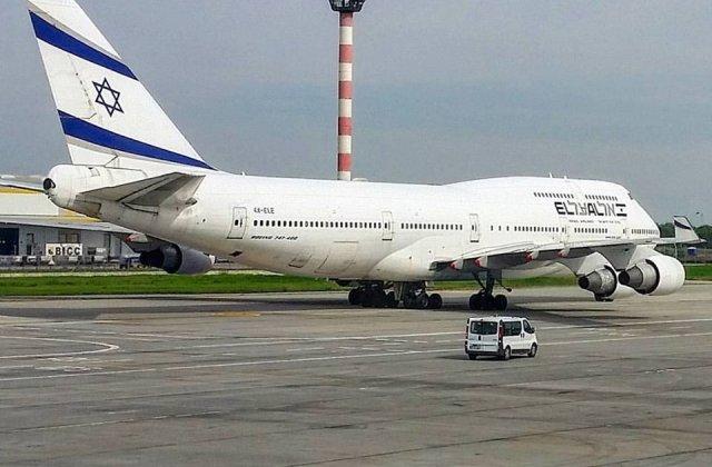 Asociatia Pro Infrastructura: Saptamana trecuta o bucata din pista aeroportului Henri Coanda s-a dislocat complet la decolarea unei aeronave