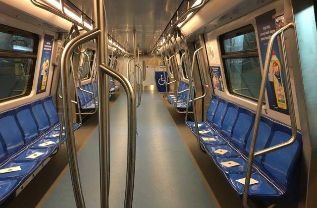 Cum va circula metroul in noaptea de Inviere