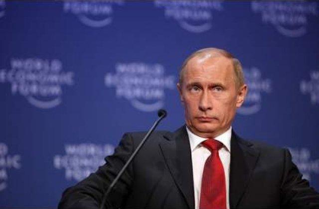 Rusoaicele, indemnate sa se dezbrace pentru Putin