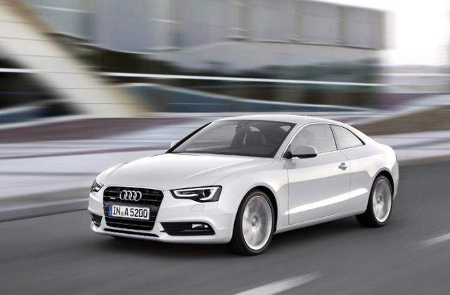 Facelift pentru Audi A5