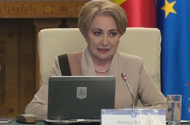 Viorica Dancila spune ca nu isi da demisia din functia de premier