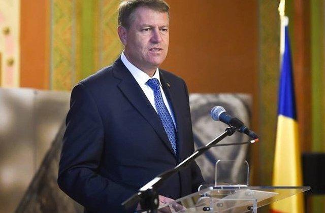 Reactia lui Iohannis dupa anuntul privind mutarea ambasadei la Ierusalim
