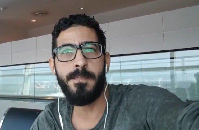 The Terminal cu Tom Hanks a devenit realitate: un sirian este blocat intr-un aeroport de mai bine de o luna