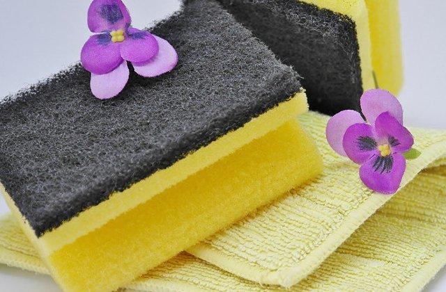 10 sfaturi utile pentru a face mai usor curatenie in casa