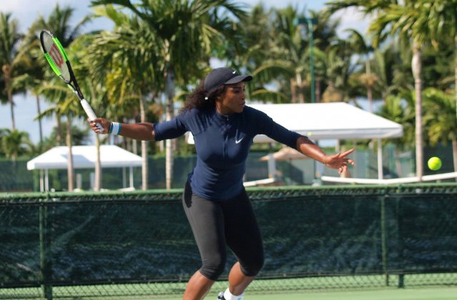 """Serena Williams, dupa ce Ion Tiriac a facut comentarii despre greutatea ei: """"Ma voi certa cu el"""""""