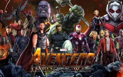 10 ani de Marvel, sarbatoriti...