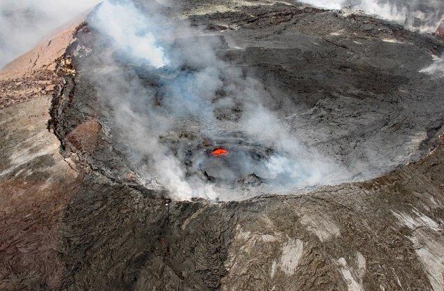 Seism cu magnitudinea de 6,9 in Hawaii, in urma eruptiei vulcanului Kilauea/ VIDEO