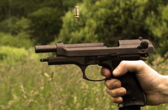 Un subofiter de la o unitate militara din Focsani s-a sinucis cu arma din dotare