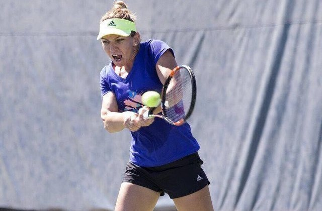 Simona Halep s-a calificat in turul al doilea la Madrid/ VIDEO