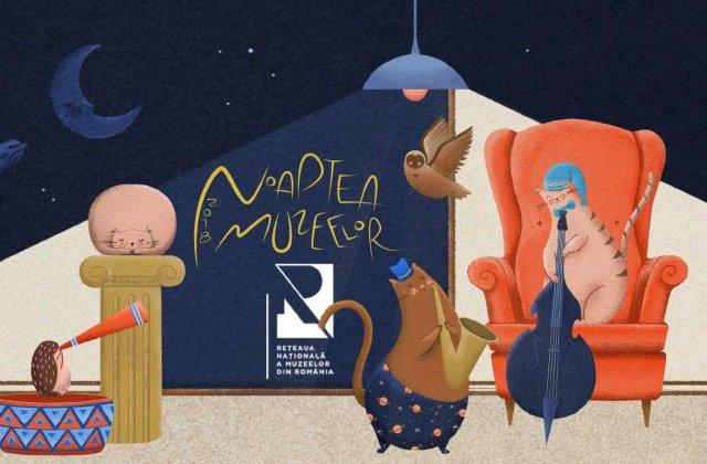 Noaptea Muzeelor 2018: expozitii, concerte, ateliere. Programul evenimentelor