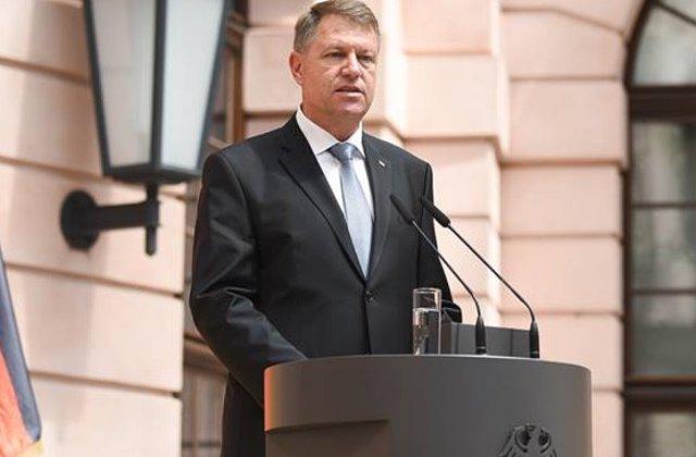 Iohannis, intrebare pentru PSD: Mai aveti bani pentru pensii si salarii pana la sfarsitul anului? / VIDEO