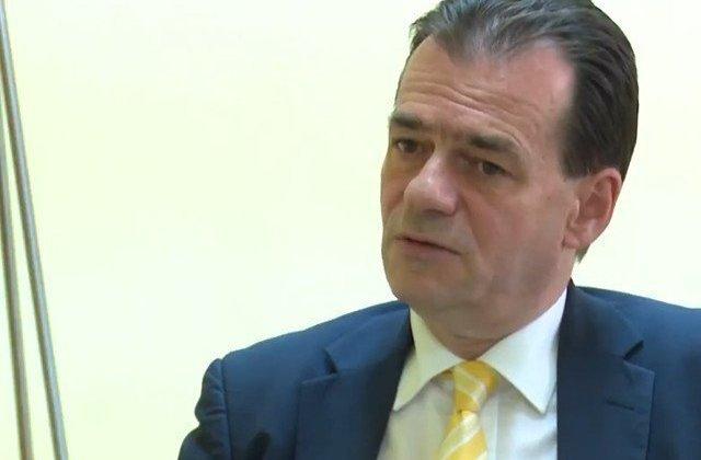 Ludovic Orban: Guvernul PSD a transformat Romania in oaia neagra a Uniunii Europene