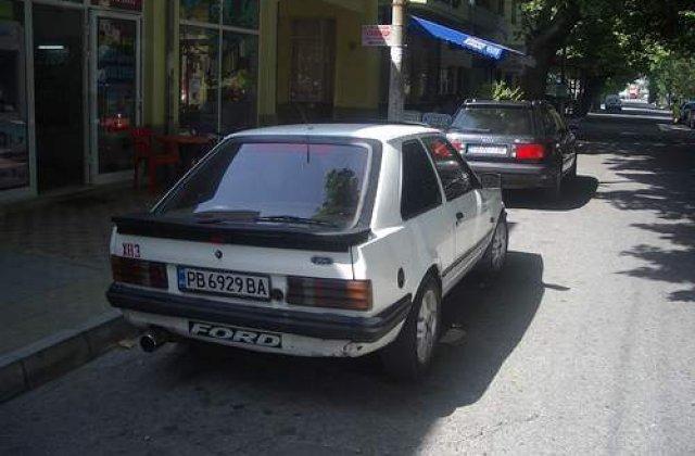 Interzis masinilor inmatriculate in Bulgaria