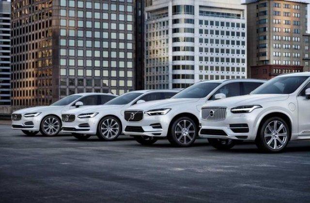"""Volvo are planuri ambitioase pentru 2025: """"Jumatate dintre masinile pe care le vom vinde vor fi electrice si cumparate prin abonament"""""""