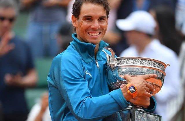 Rafael Nadal a castigat turneul de Mare Slem de la Roland Garros