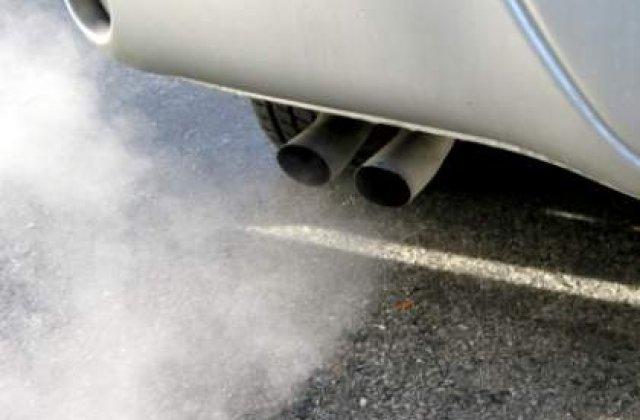 Scade taxa de poluare auto