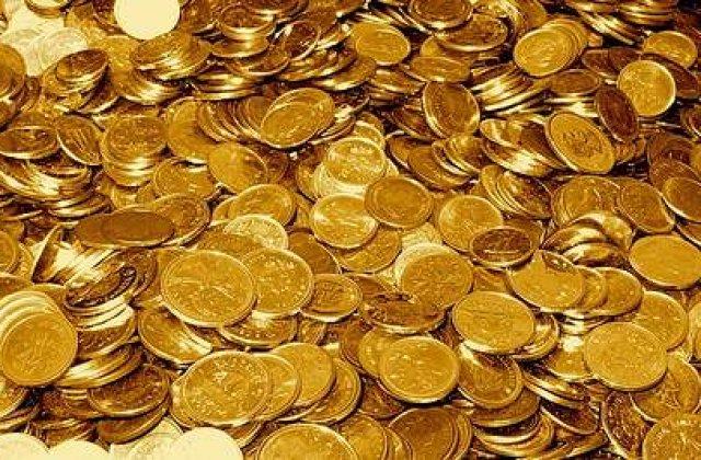 """Romania """"straluceste"""": Rezerva de aur, la maximul ultimilor 20 de ani"""
