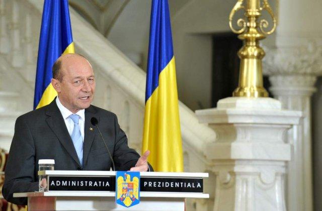 Mesajul lui Basescu pentru tinerii pedelisti