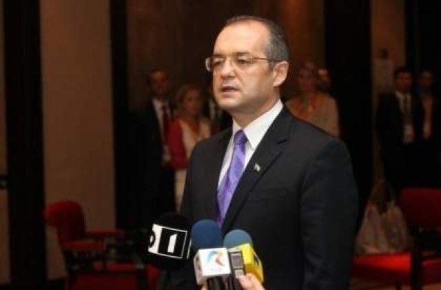 Boc va prezenta propunerea pentru Ministerul Fondurilor Europene