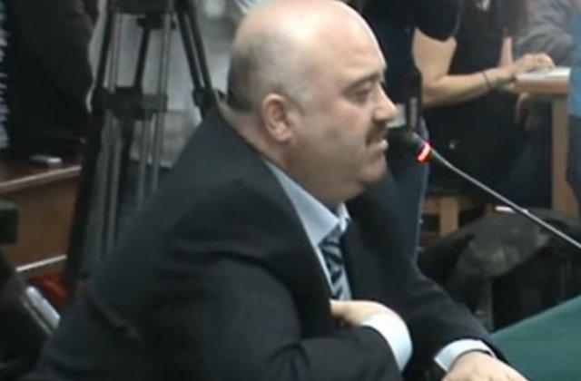 Catalin Voicu, condamnat definitiv la sapte ani de inchisoare cu executare