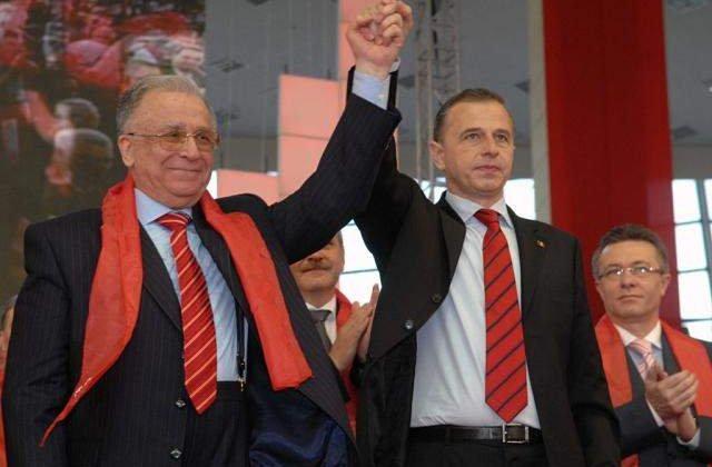 Iliescu: Geoana trebuie sa renunte le politica