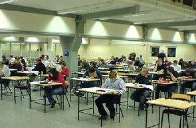 Un nou examen pentru elevi. Vezi modelele de subiecte