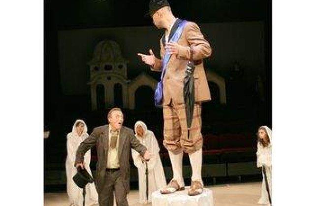 'Comedia Erorilor', de W. Shakespeare, la Teatrul Masca