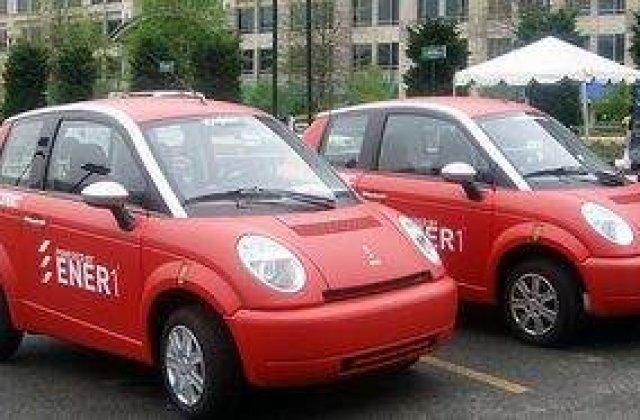 """Programul """"Rabla"""", acum si pentru masinile hibrid sau electrice"""