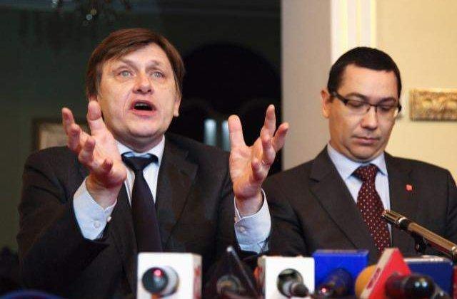 """Antonescu da startul la """"Concursul de lasitati"""": Cine mai pleaca din opozitie?"""