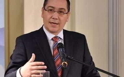 Ponta: Socrul meu a avut...