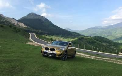FOTO. BMW X2 - nonconformist,...