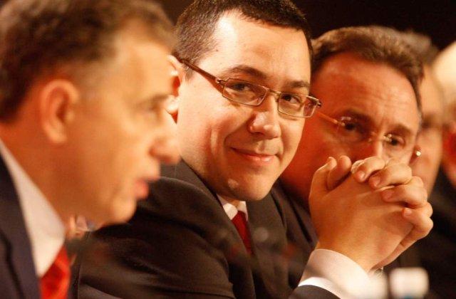Ponta: Igas trebuia sa fie la Giurgiu sa se implice in cazul fotbalistului ucis