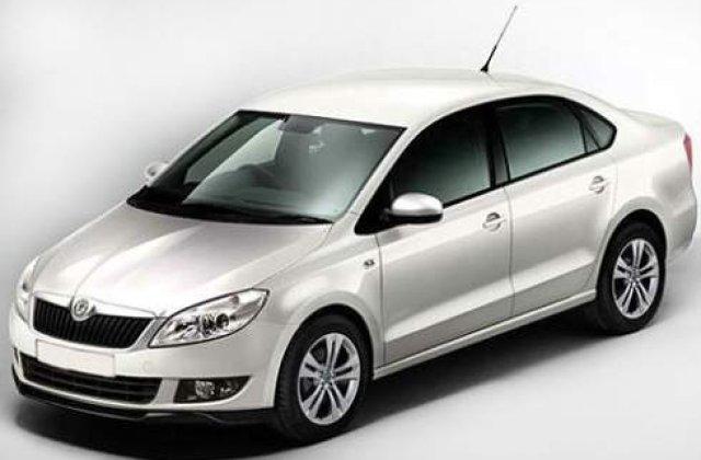 Iata noua Skoda Rapid! Cel mai ieftin model Skoda a debutat in India